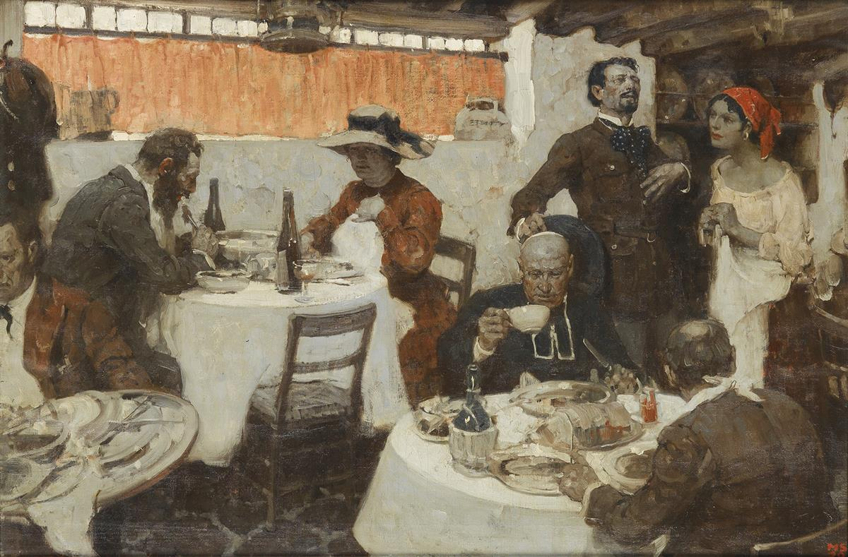 MEAD-SCHAEFFER-Tombarel-in-his-Three-Musketeers-fashion-bestowed-on-her-his-encomium