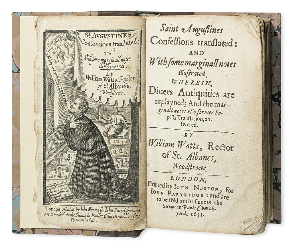 AUGUSTINUS-AURELIUS-Saint-Saint-Augustines-Confessions-Trans
