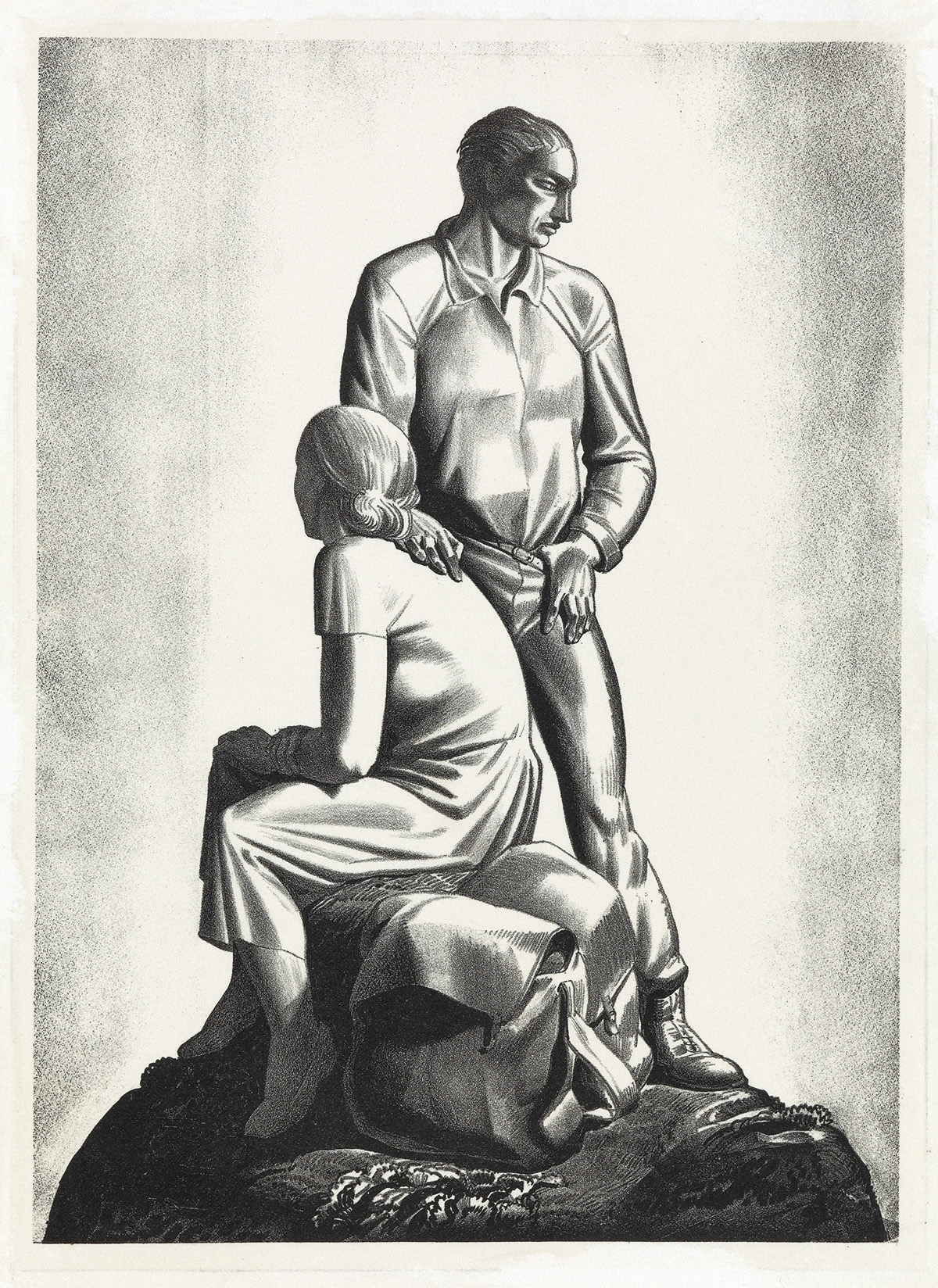 ROCKWELL-KENT-And-Now-Where