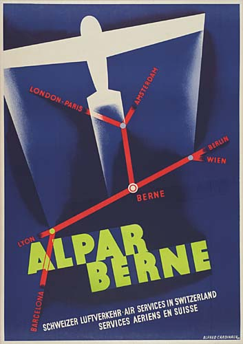 ALPAR-BERNE-1933-39x27-inches