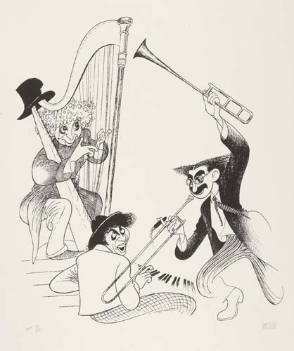 The Marx Brothers, Musicale.
