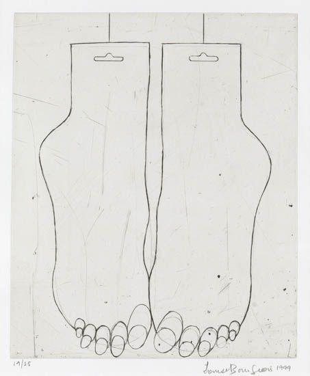 LOUISE-BOURGEOIS-Feet
