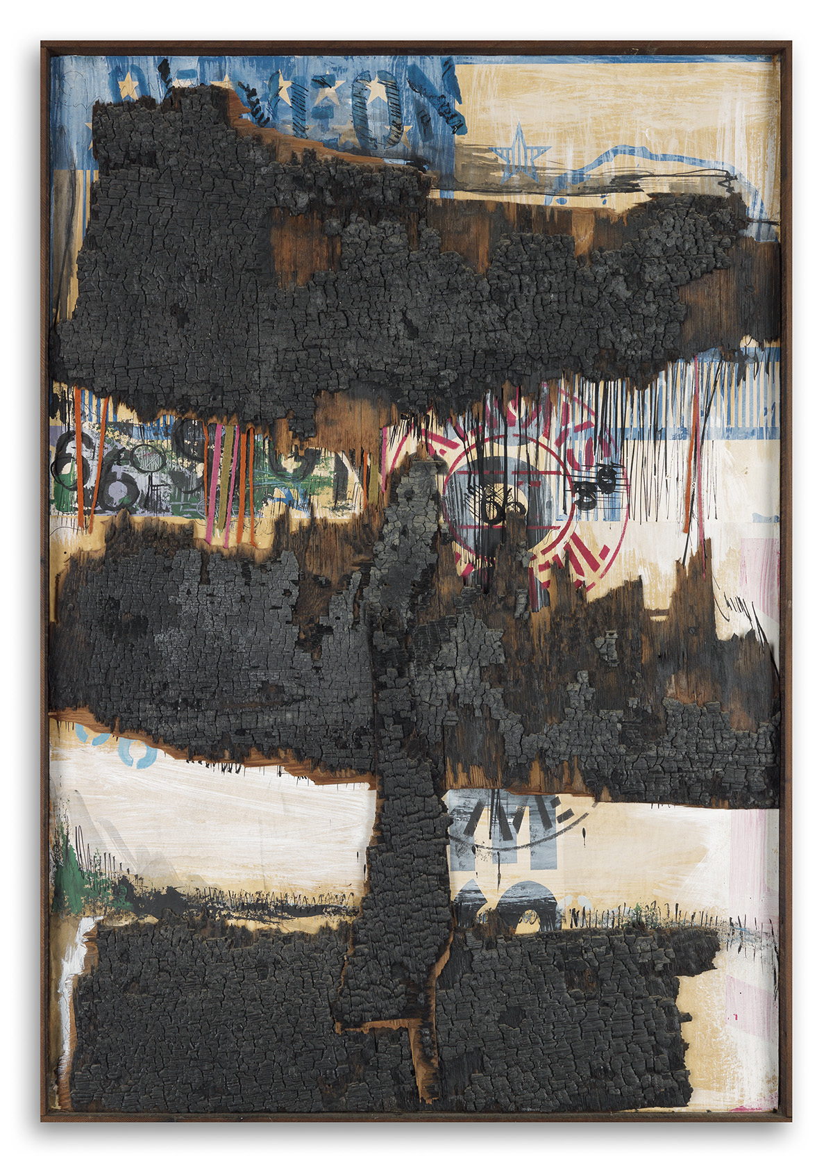 NOAH PURIFOY (1917 - 2004) Untitled (66 Signs of Neon).