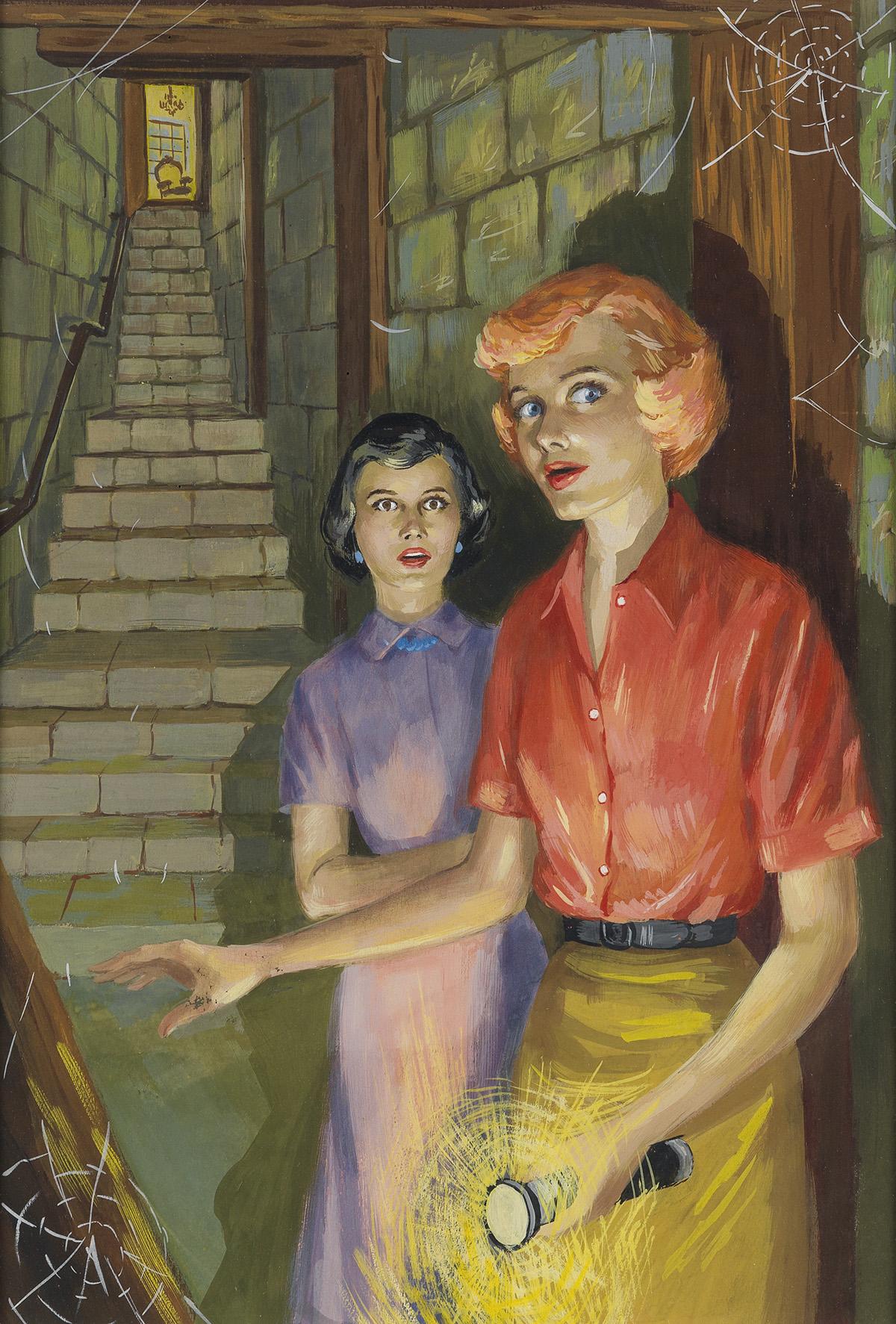 (NANCY DREW / MYSTERY) POLLY BOLIAN. The Hidden Staircase.