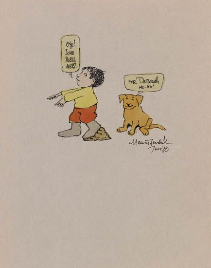 MAURICE SENDAK with Margolis, Matthew. Some Swell Pup or, Are You Sure You Want a Dog?