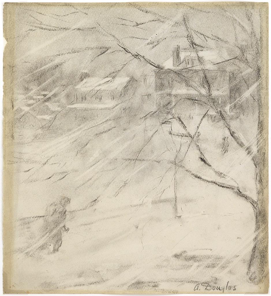AARON-DOUGLAS-(1898---1979)-Snow-Storm