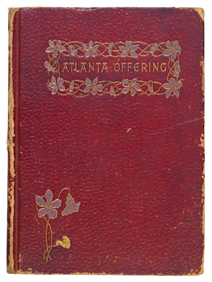 (LITERATURE AND POETRY.) HARPER, FRANCES E. W. The Atlanta Offering. Poems.