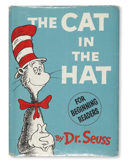 (CHILDRENS-LITERATURE)-Seuss-Dr-(Theodore-Geisel)-The-Cat-in