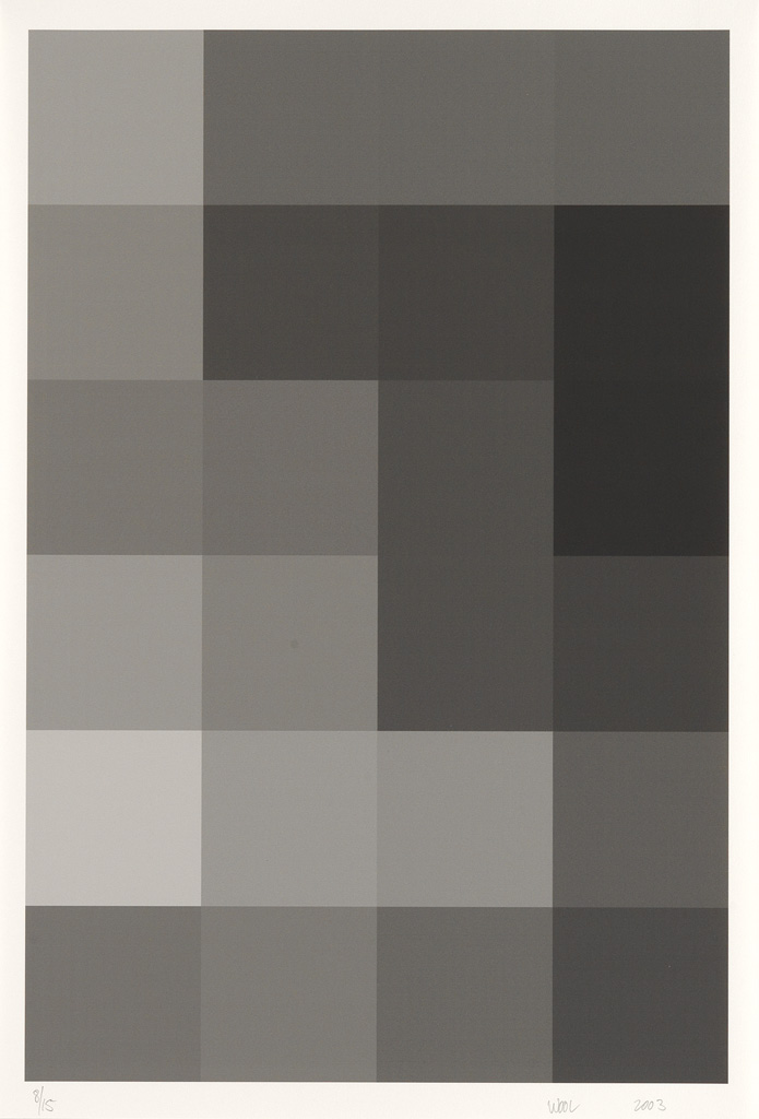 CHRISTOPHER WOOL Untitled.