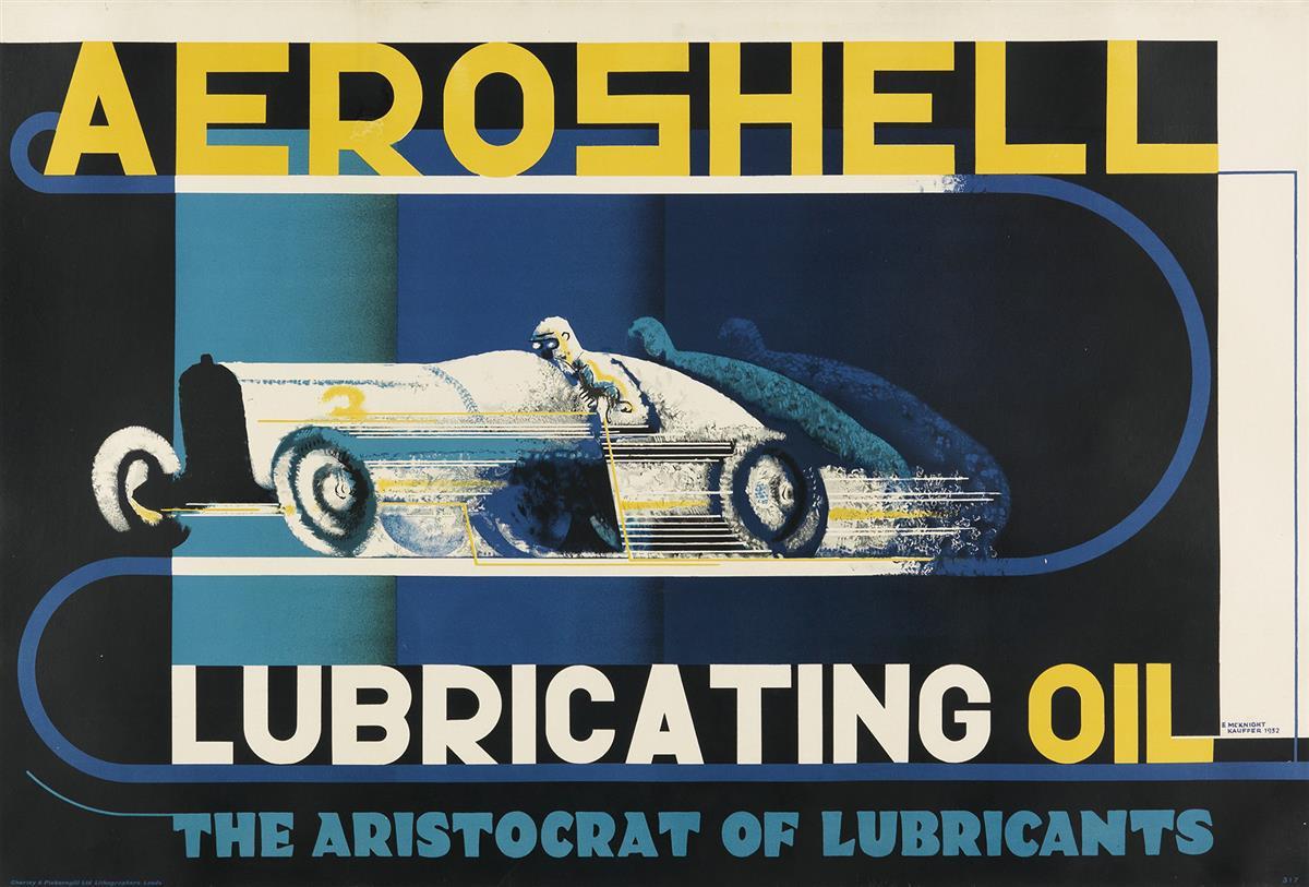 EDWARD-MCKNIGHT-KAUFFER-(1890-1954)-AEROSHELL--LUBRICATING-O