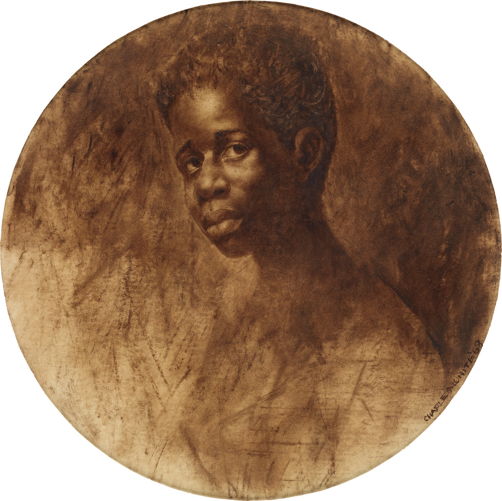 CHARLES WHITE (1918 - 1979) I Have A Dream Series, #11 (Study for the Wall).
