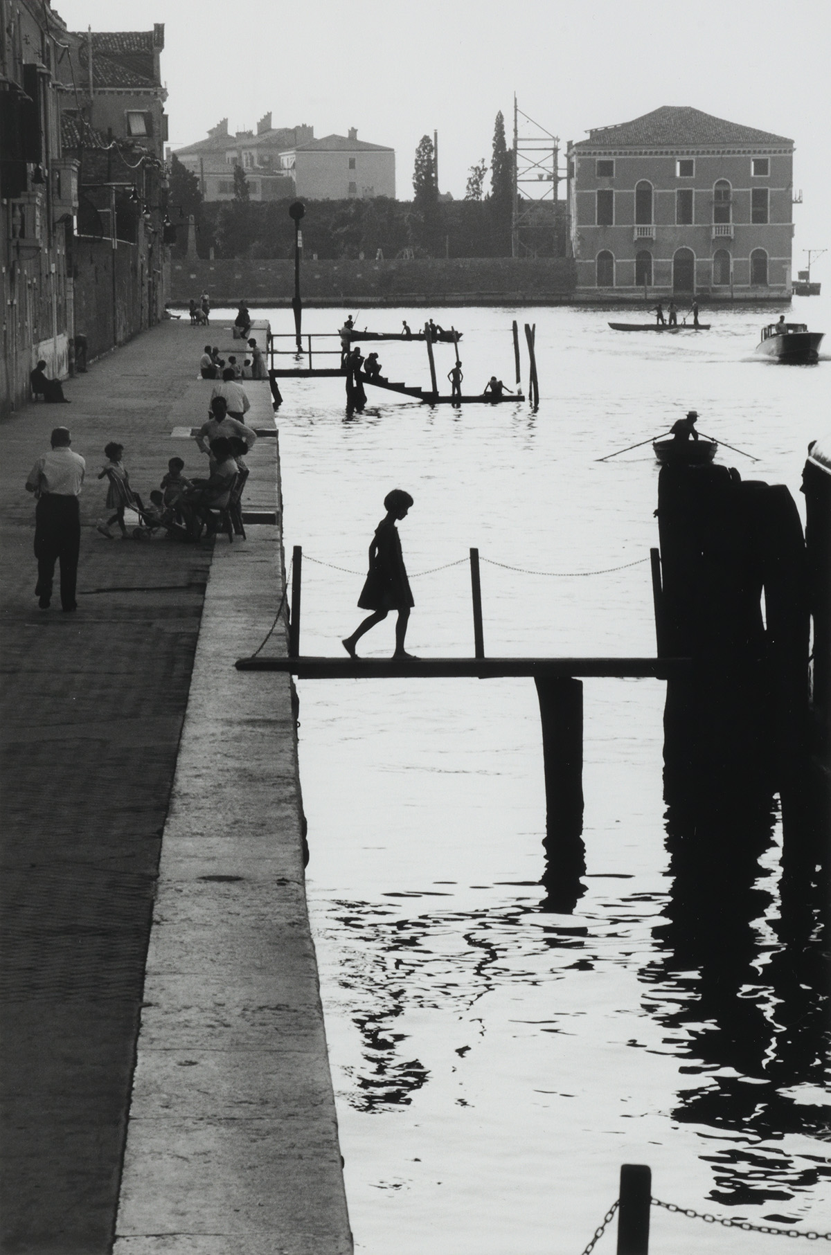 WILLY RONIS (1910-2009) Venice.