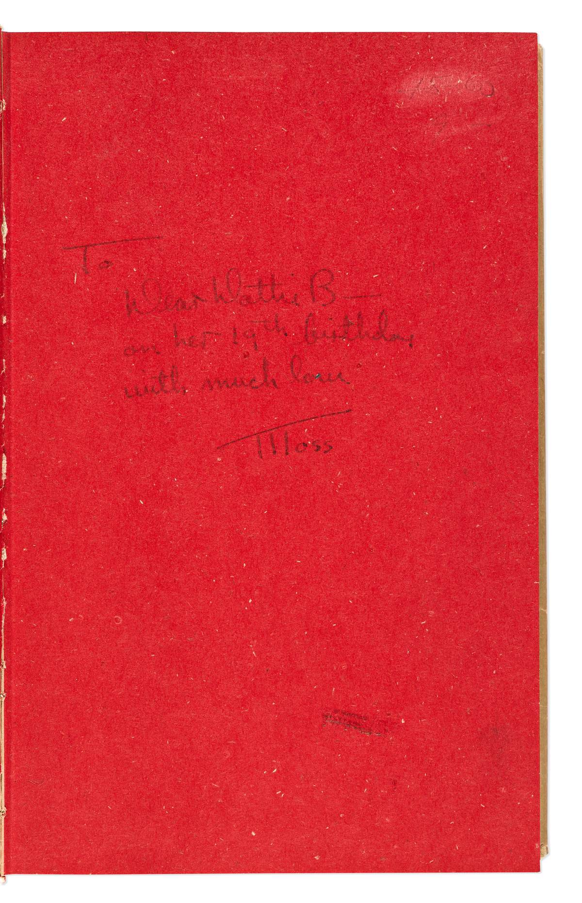 MOSS HART (1904-1961) Two books, each Signed and Inscribed, on the front free endpaper: Hart and Kaufman. The Fabulous Invalid * Act On