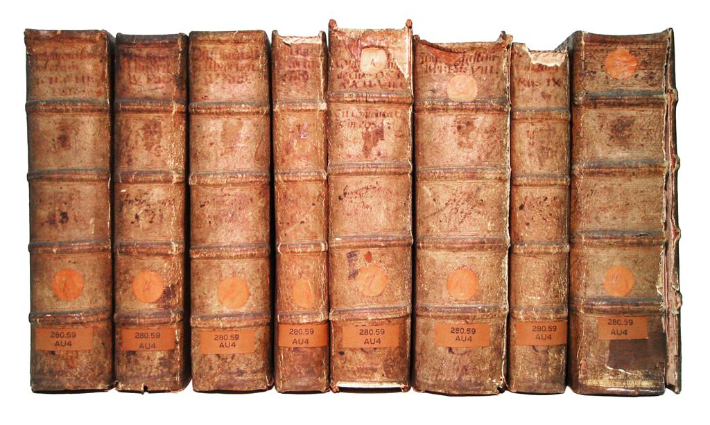 AUGUSTINUS-AURELIUS-Saint--Prima[-undecima]-pars-librorum-11