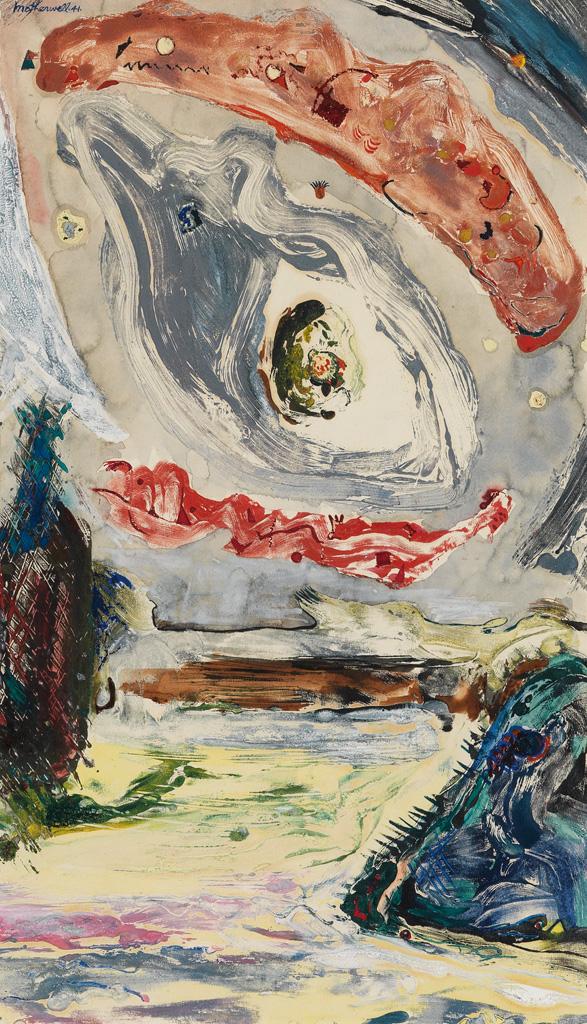 ROBERT-MOTHERWELL-Untitled-(Imaginary-Landscape)-(EWXVI)