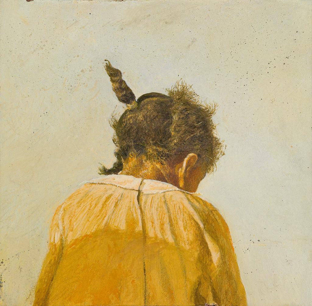 KERMIT OLIVER (1943 -   ) Theresa.