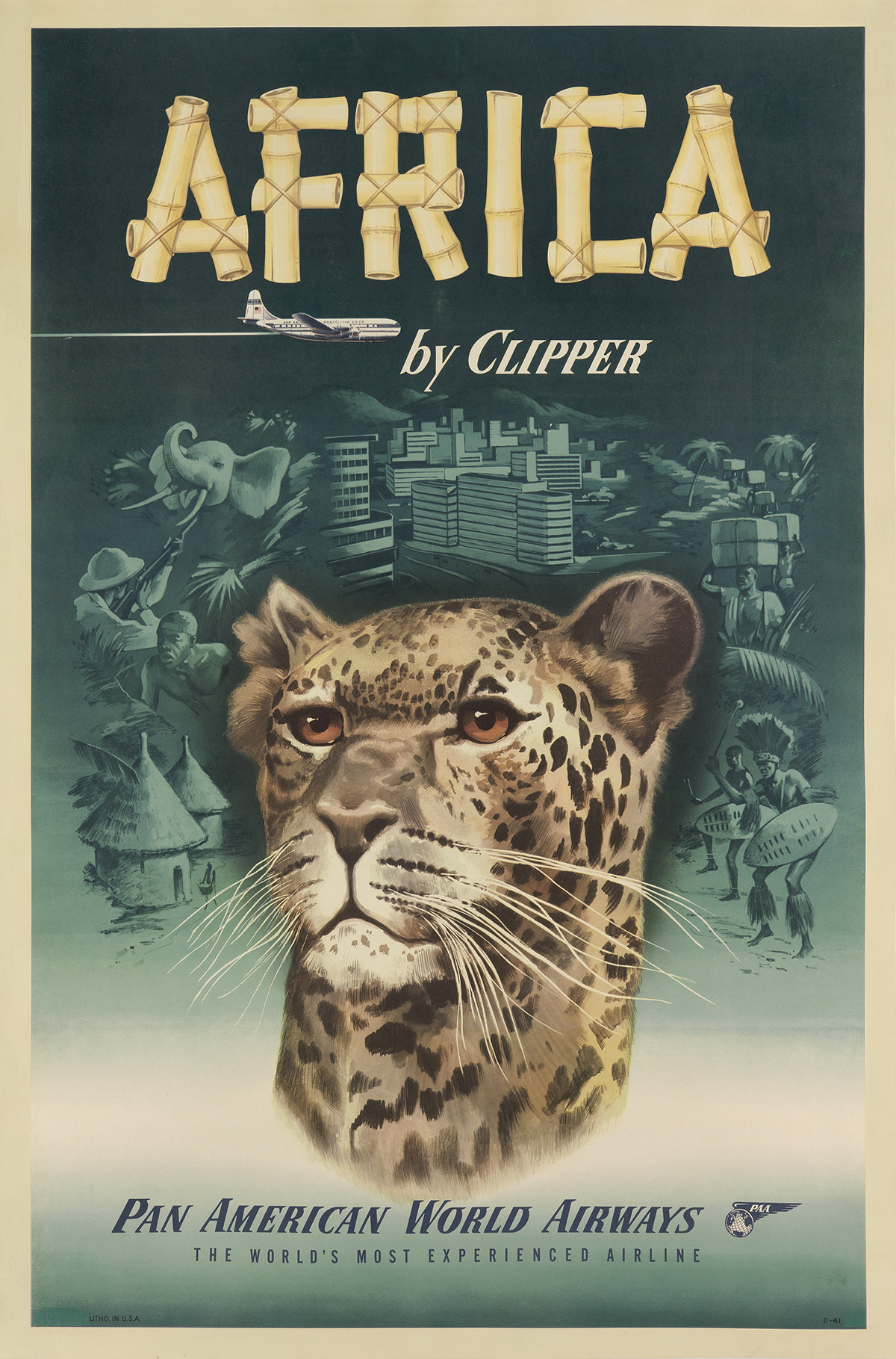 DESIGNER-UNKNOWN-AFRICA-BY-CLIPPER--PAN-AMERICAN-WORLD-AIRWA