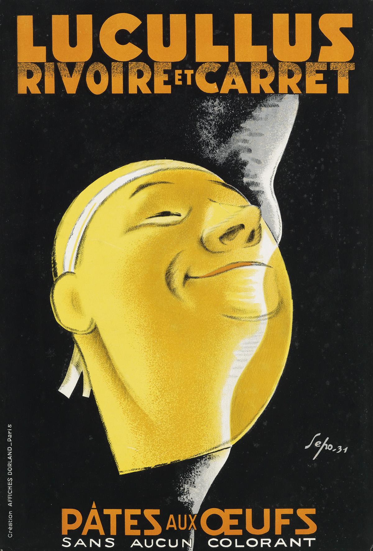 SEPO-(SEVERO-POZZATI-1895-1983)-LUCULLUS-RIVOIRE-ET-CARRET-W