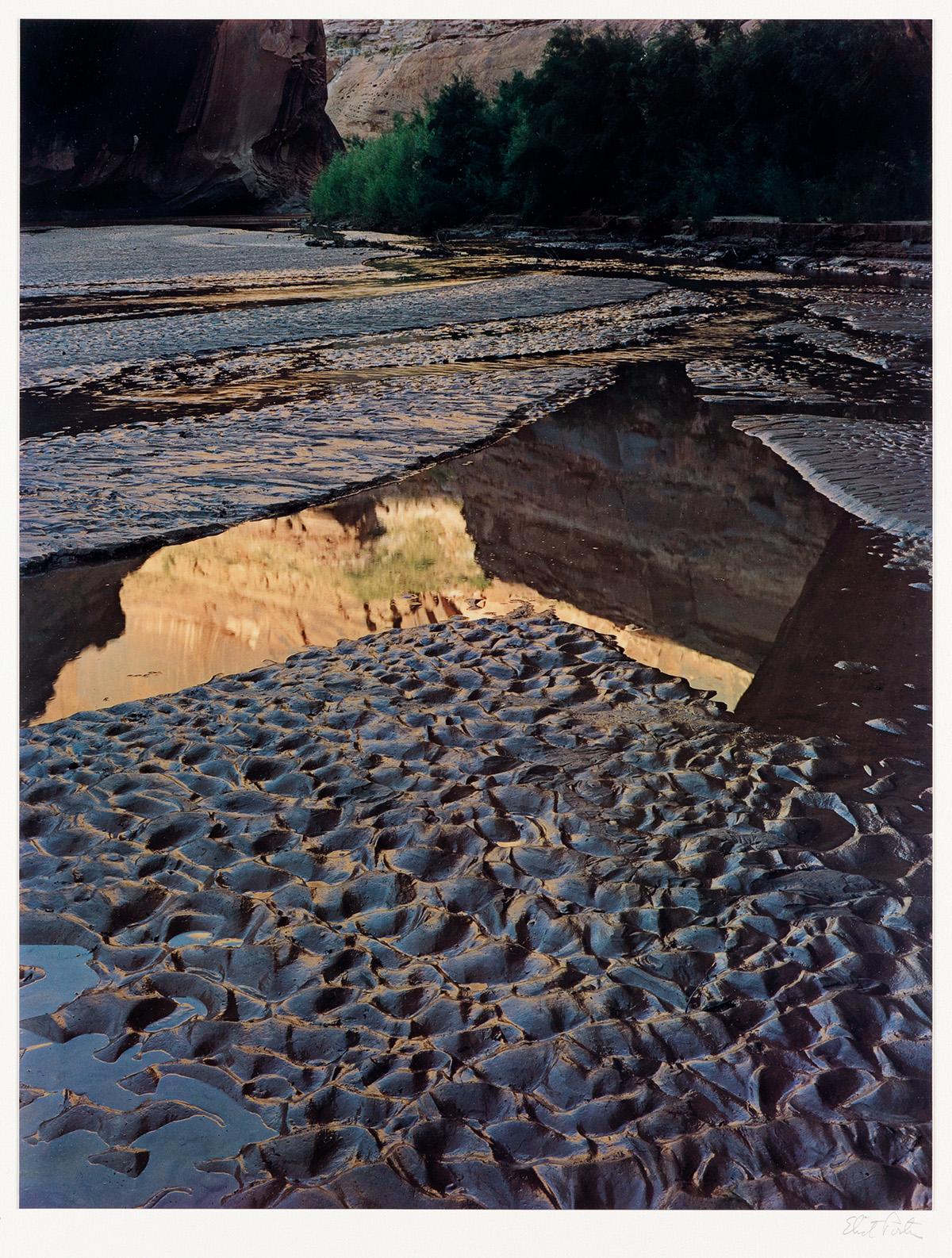 ELIOT PORTER (1901-1990) Portfolio entitled Glen Canyon.