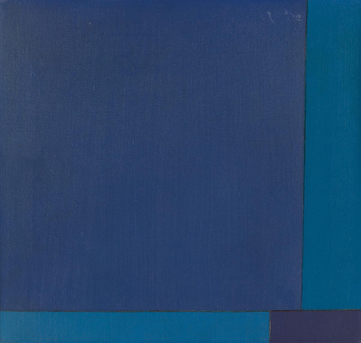 LUDWIG SANDER Blue.