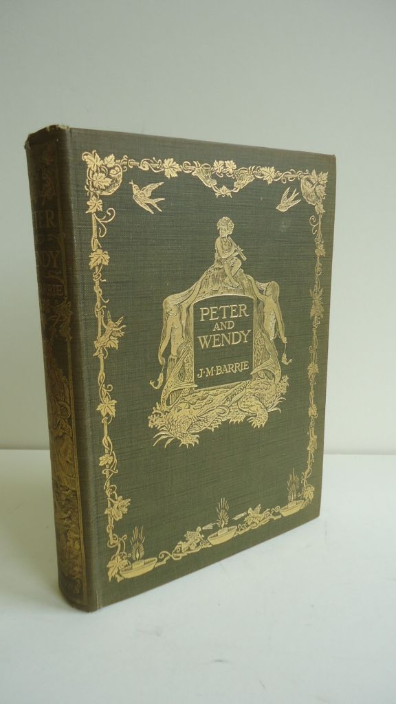 (CHILDRENS-LITERATURE)-Barrie-JM-Peter-and-Wendy