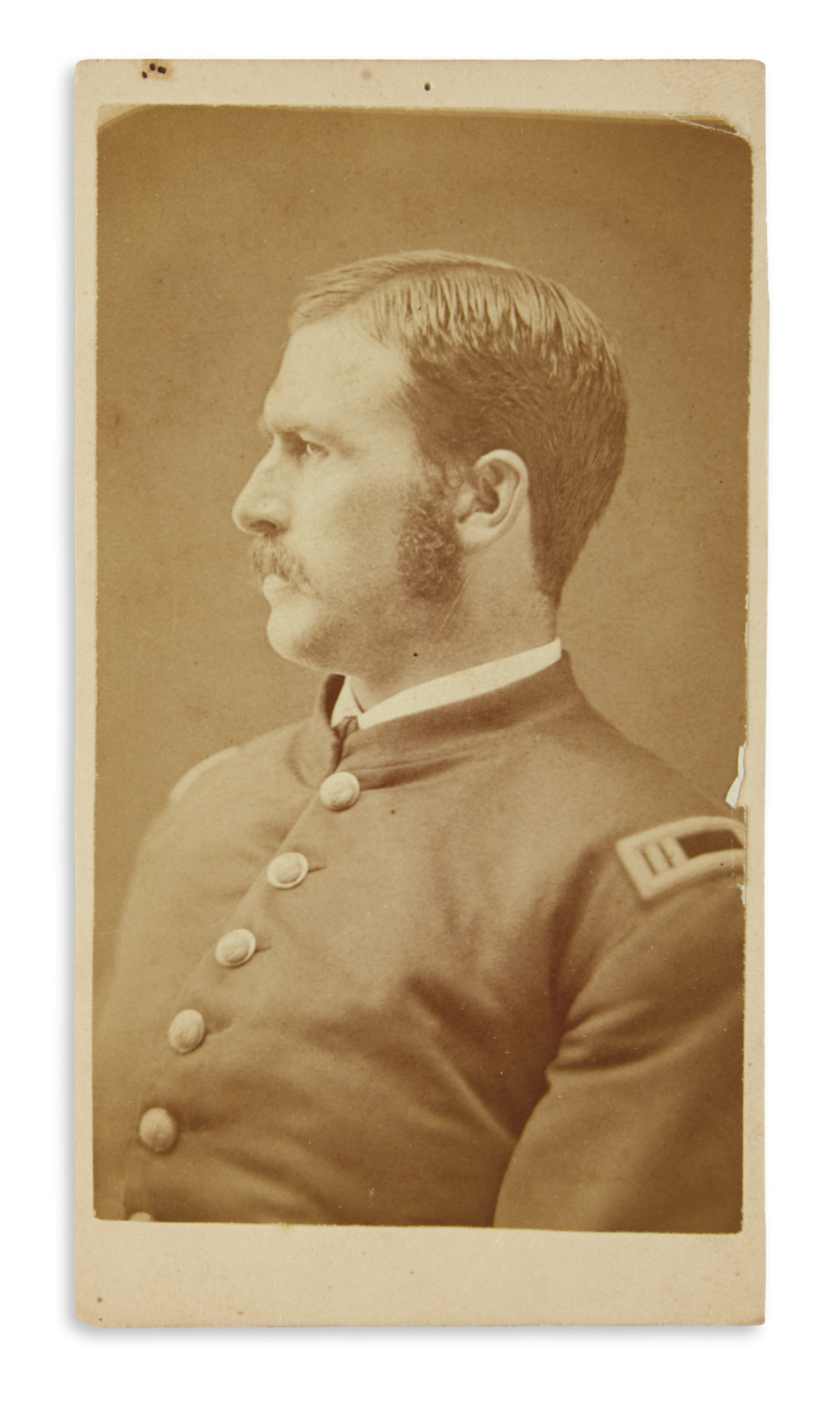 (WEST.) Dramatic family letters and photographs of Army surgeon Jenkins A. FitzGerald, on the front lines of the Indian wars.