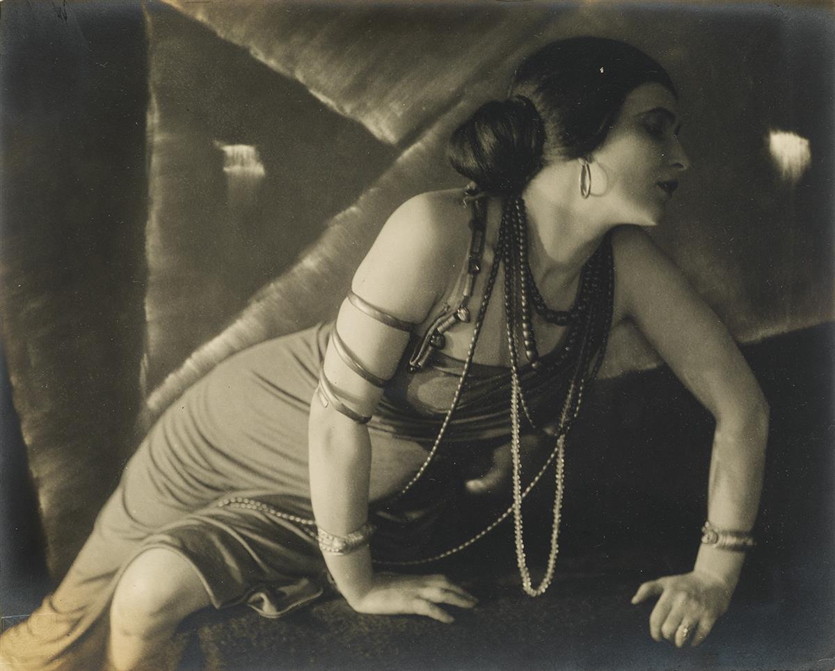 FRANTIŠEK-DRTIKOL-(1883-1961)-Study-of-a-woman-(Drtikols-wif