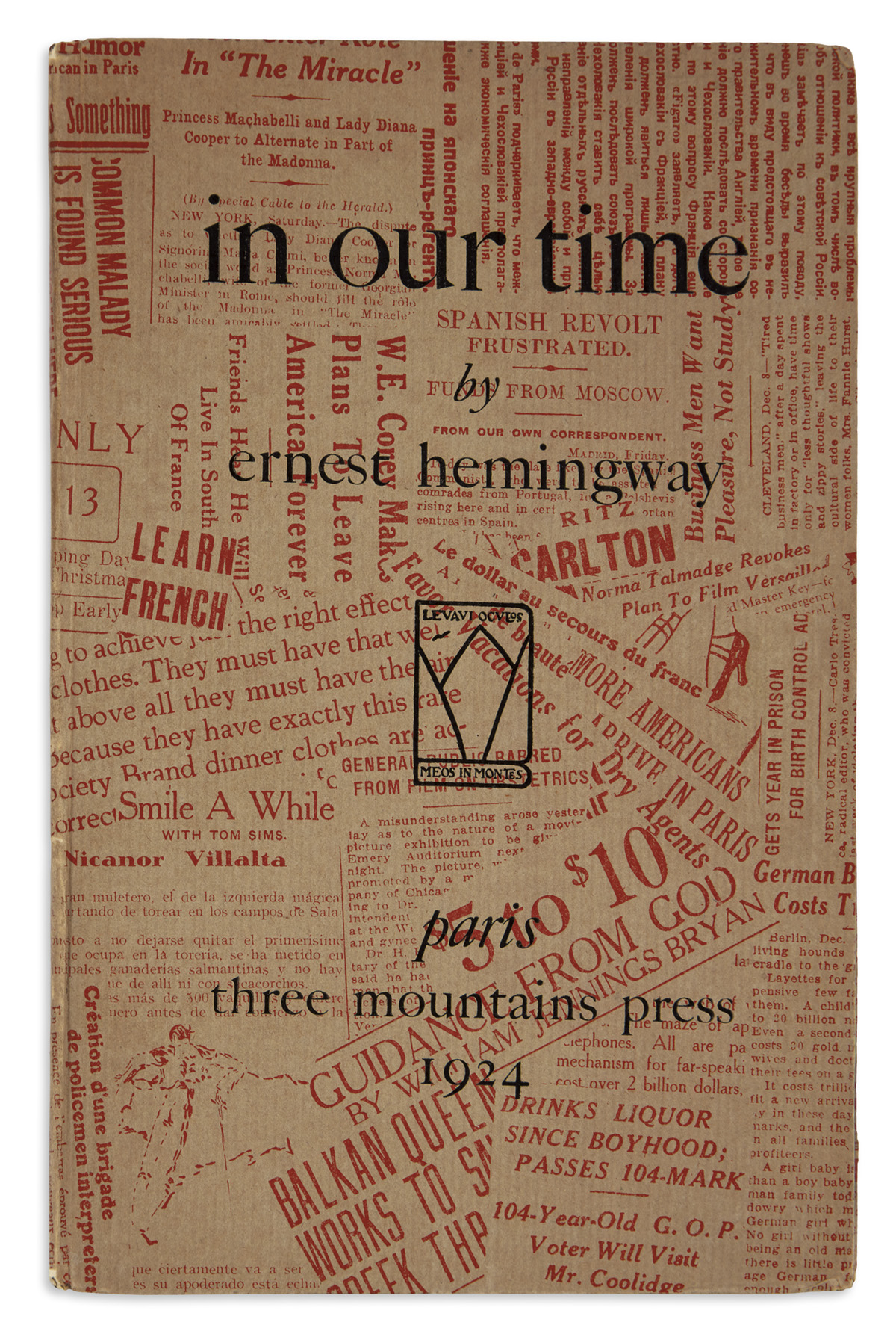 HEMINGWAY-ERNEST-in-our-time