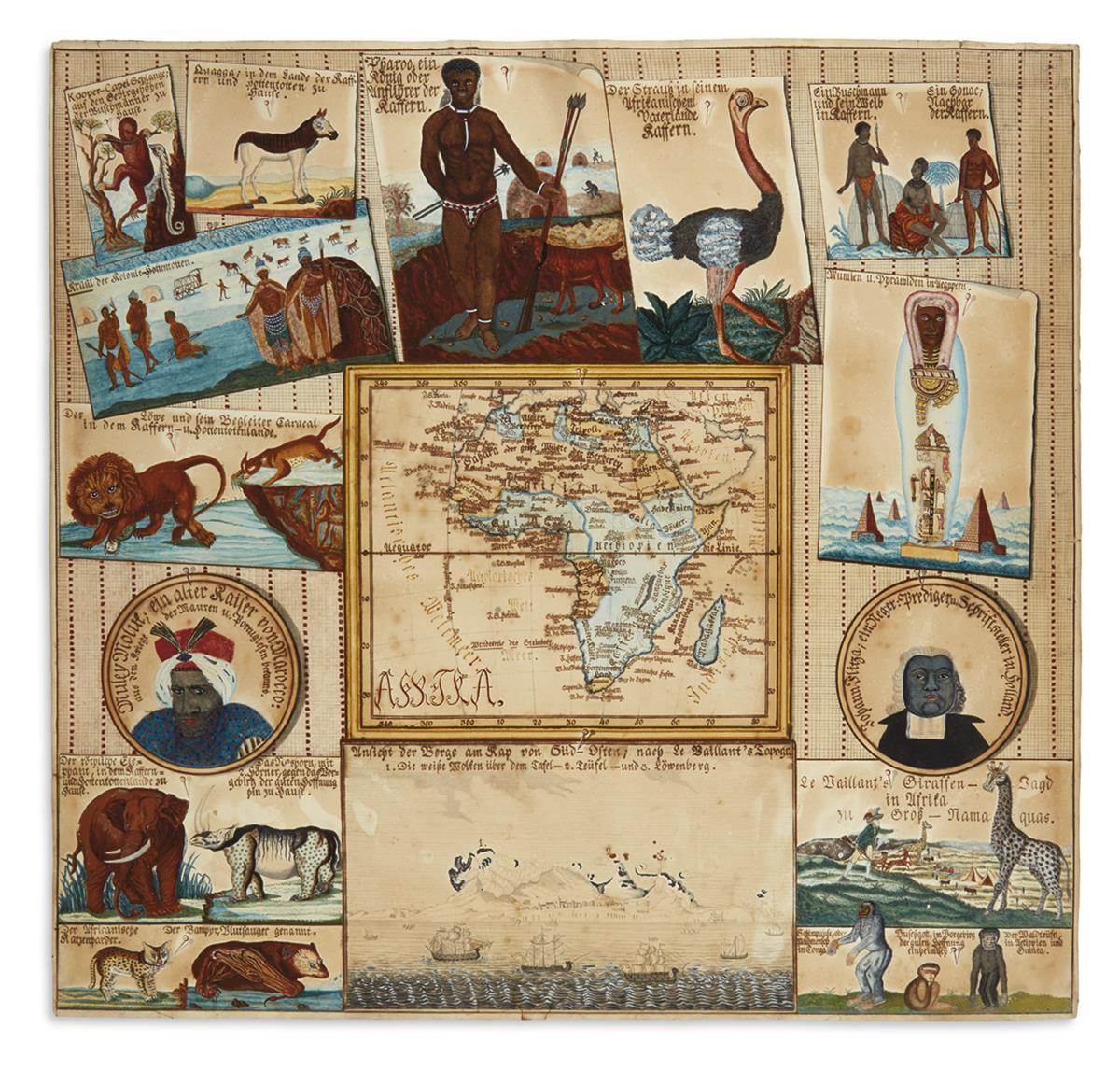 (MANUSCRIPT-MAP)-[Staab-Odo]-Didactic-manuscript-map-of-Afri
