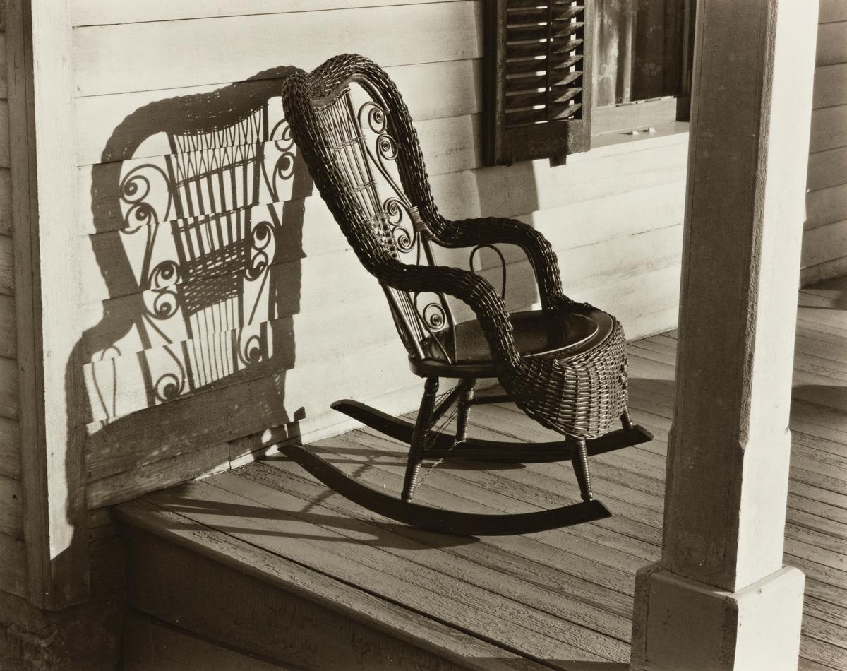 RALPH STEINER (1899-1986) American Rural Baroque.