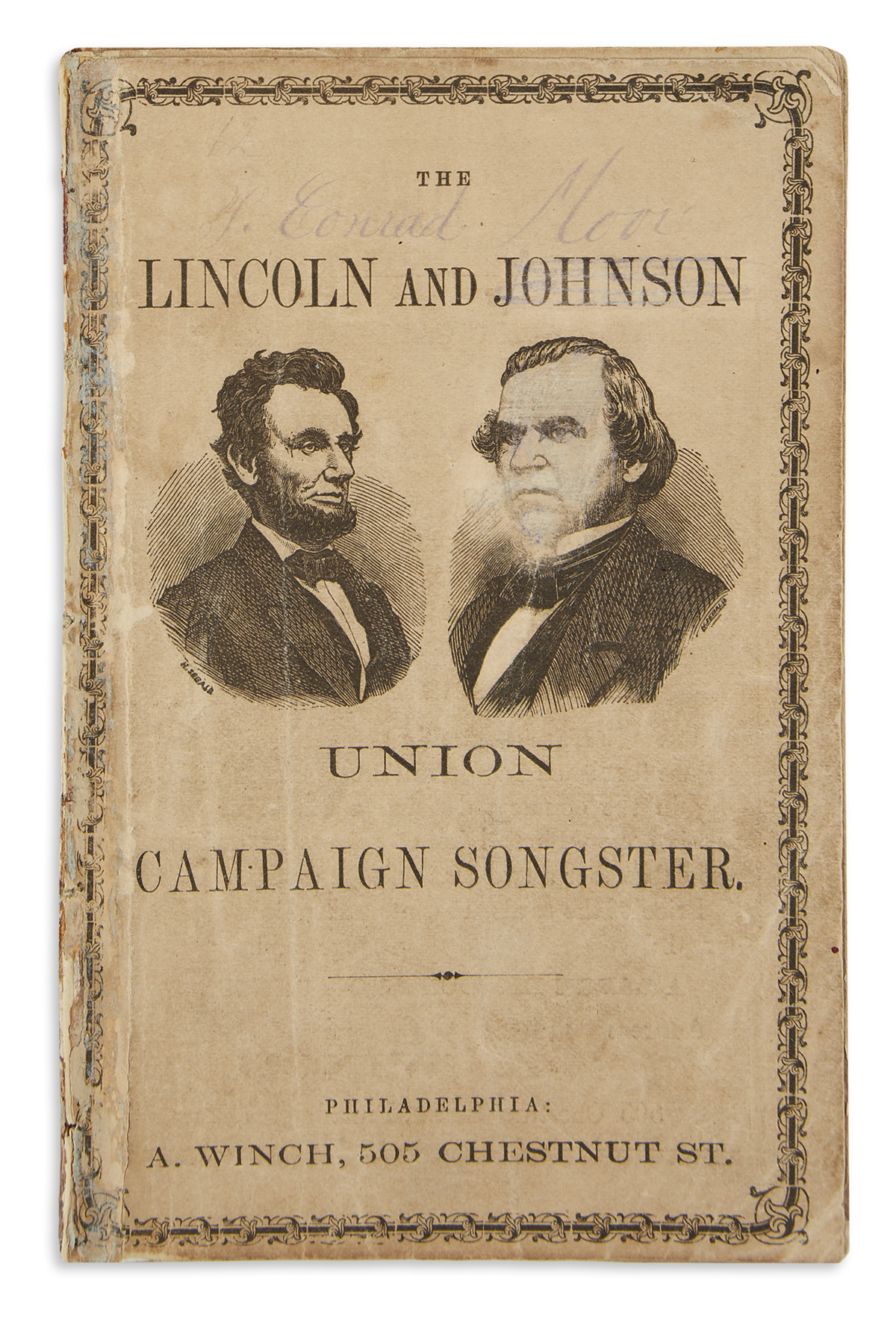 (LINCOLN-ABRAHAM)-The-Lincoln-and-Johnson-Union-Campaign-Son