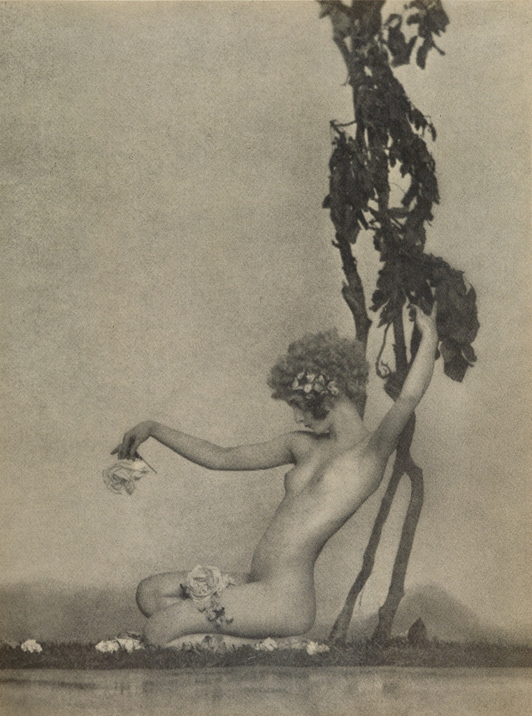 WILLIAM MORTENSEN. Selected Quatrains from The Rubaiyat of Omar Khayyam with Camera Projections.