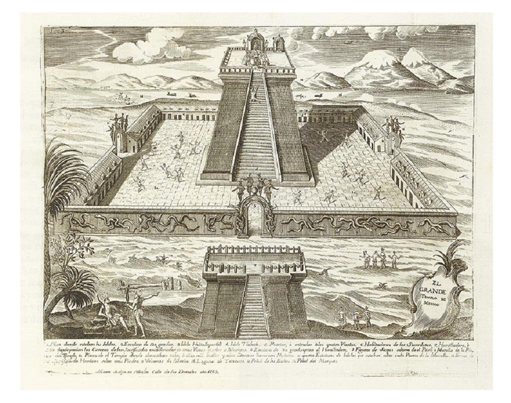 (MEXICO--1770.) Cortes, Hernando; and Francesco Lorenzana. Historia de Nueva-España.