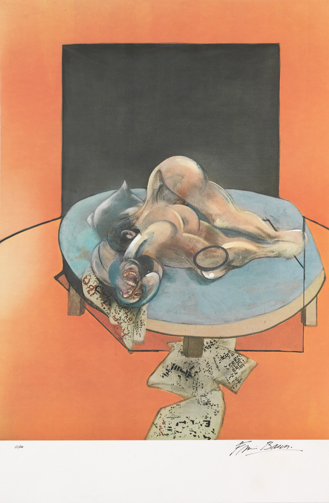 FRANCIS BACON Studies of the Human Body.
