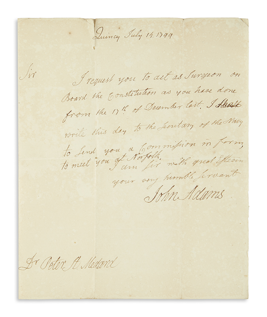 ADAMS-JOHN-Autograph-Letter-Signed-as-President-to-Peter-St-