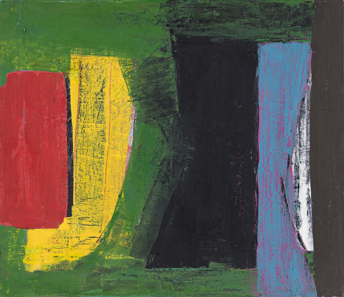 ERNEST BRIGGS (1923 - 1984, AMERICAN) Untitled.