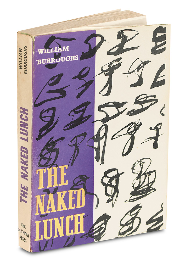 BURROUGHS-WILLIAM--The-Naked-Lunch