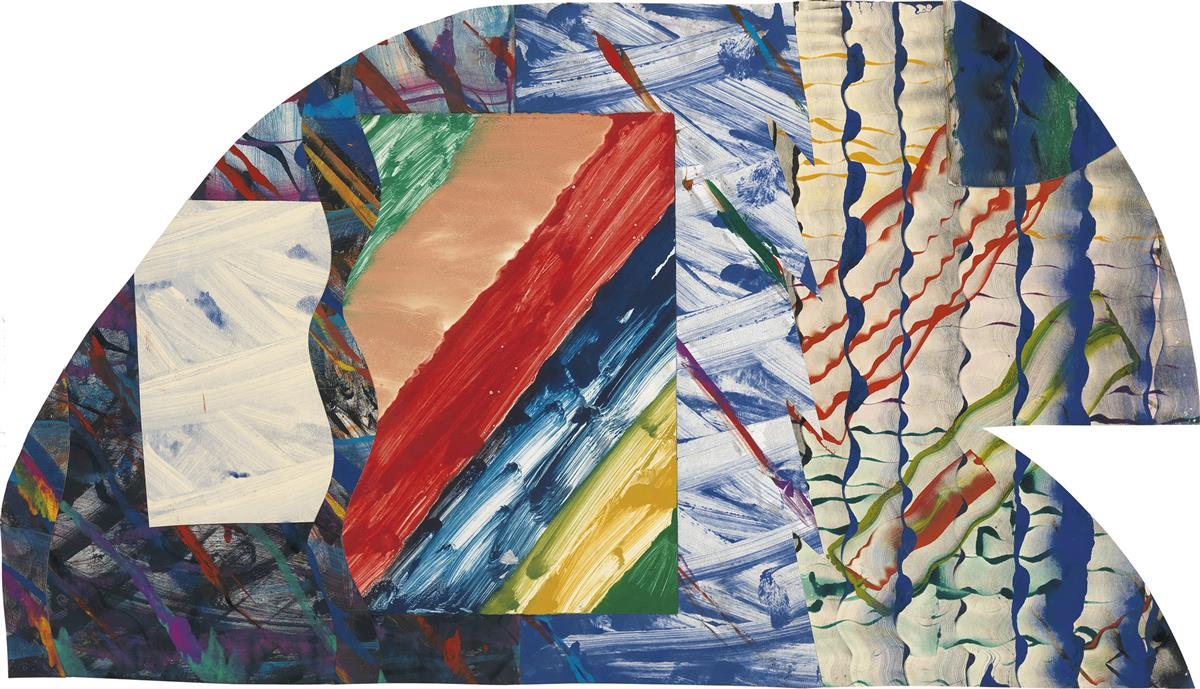 ALVIN D. LOVING, JR. (1935 - 2005) Untitled #1.