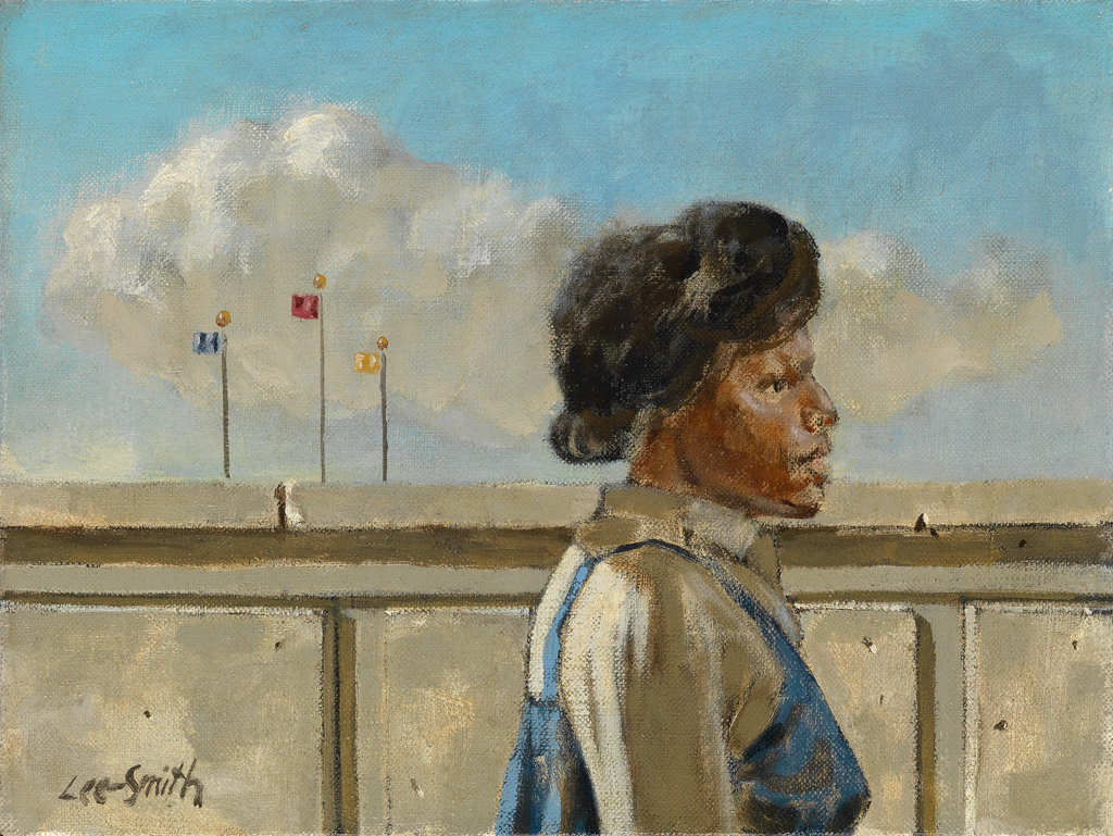 HUGHIE LEE-SMITH (1915 - 1999) Going Home.