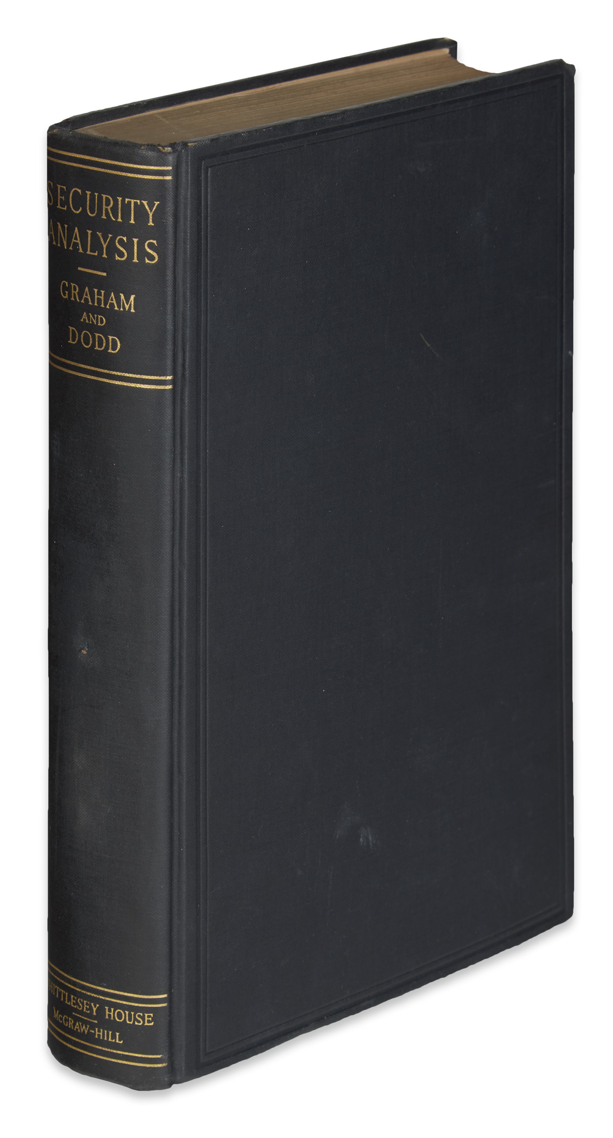 (ECONOMICS)-Graham-Benjamin;-and-Dodd-David-L-Security-Analy