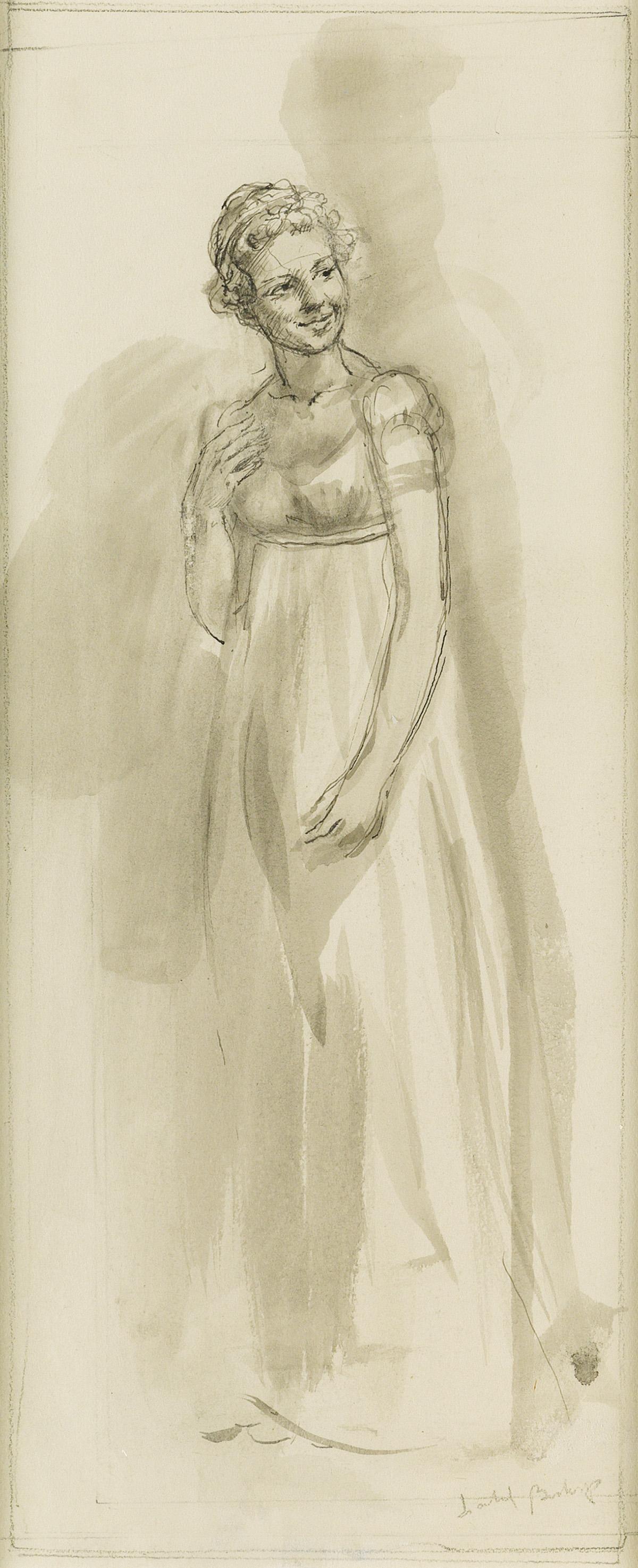 ISABEL-BISHOP-(JANE-AUSTEN--PRIDE-AND-PREJUDICE)-Elizabeth