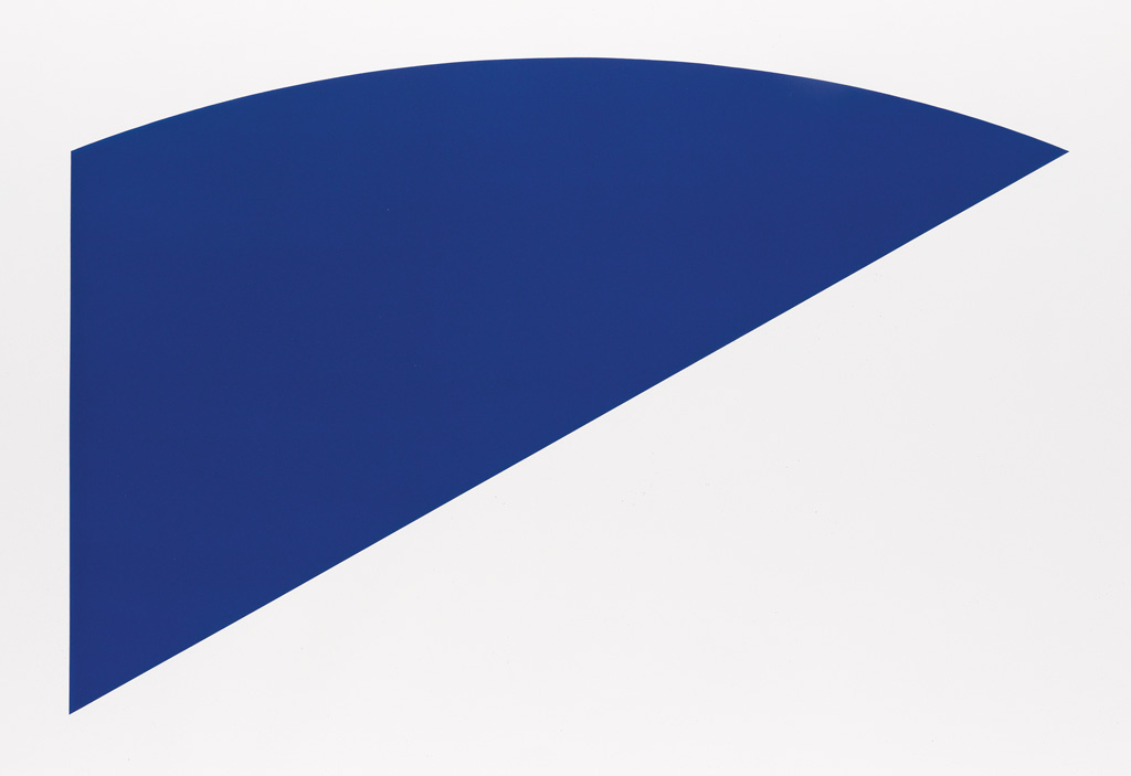 ELLSWORTH KELLY Untitled (Eight by Eight to Celebrate the Temporary Contemporary).