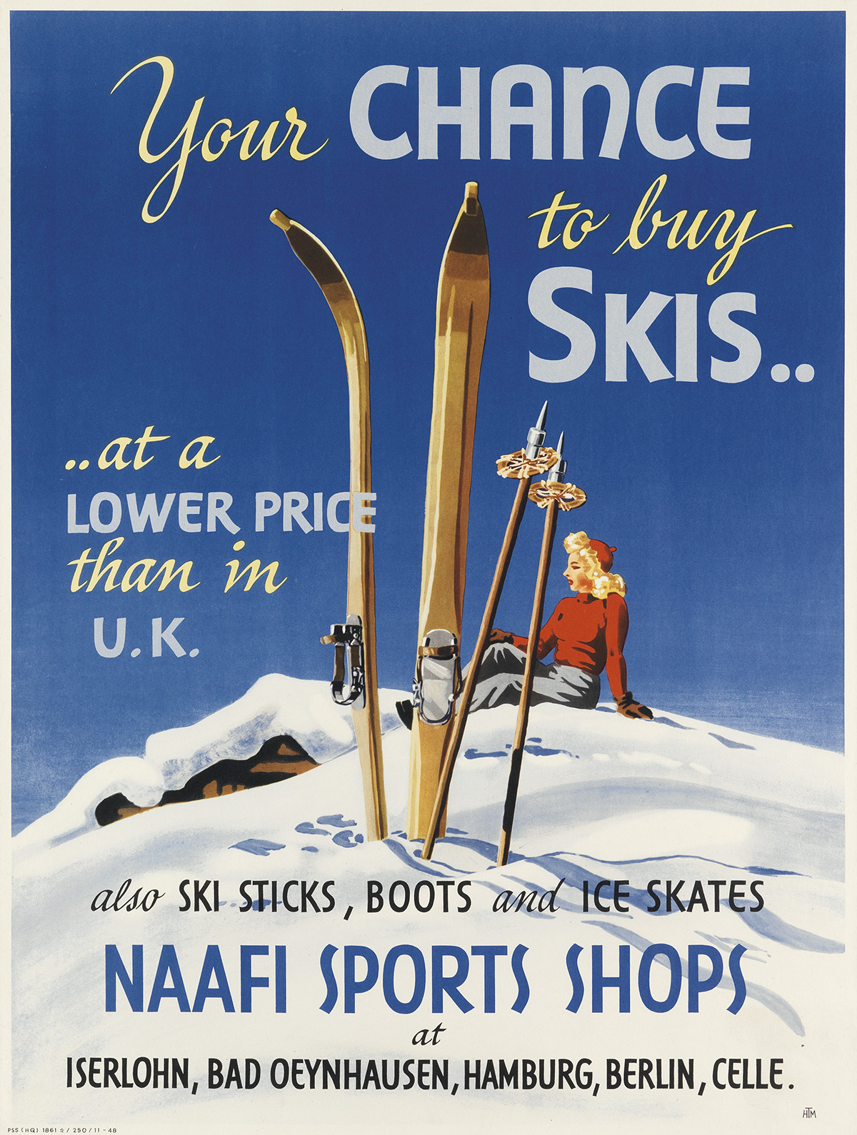 HMT-(MONOGRAM-UNKNOWN)-YOUR-CHANCE-TO-BUY-SKIS--NAAFI-SPORTS