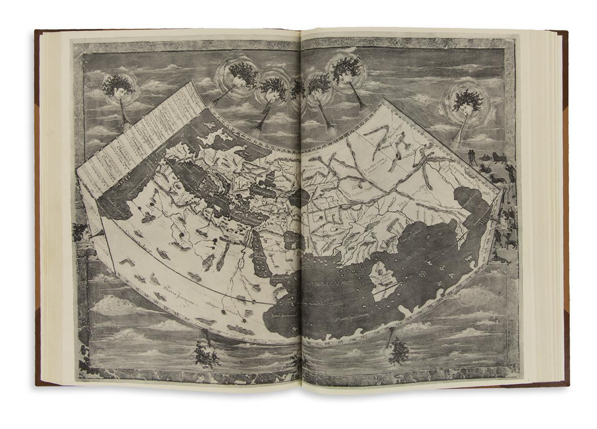(REFERENCE.) Stevenson, Edward Luther; and Fischer, Joseph. Geography of Claudius Ptolemy.
