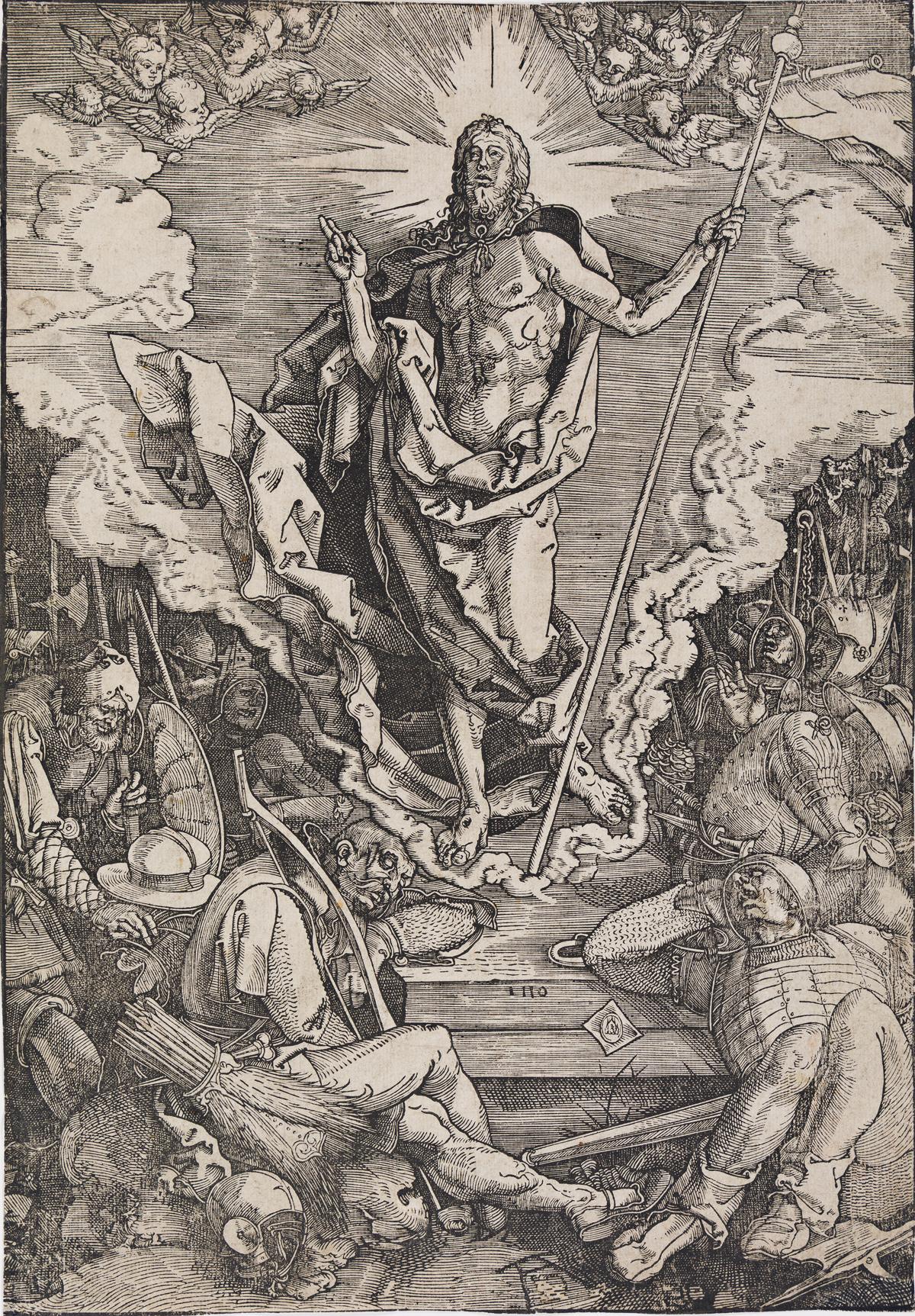ALBRECHT DÜRER The Resurrection.