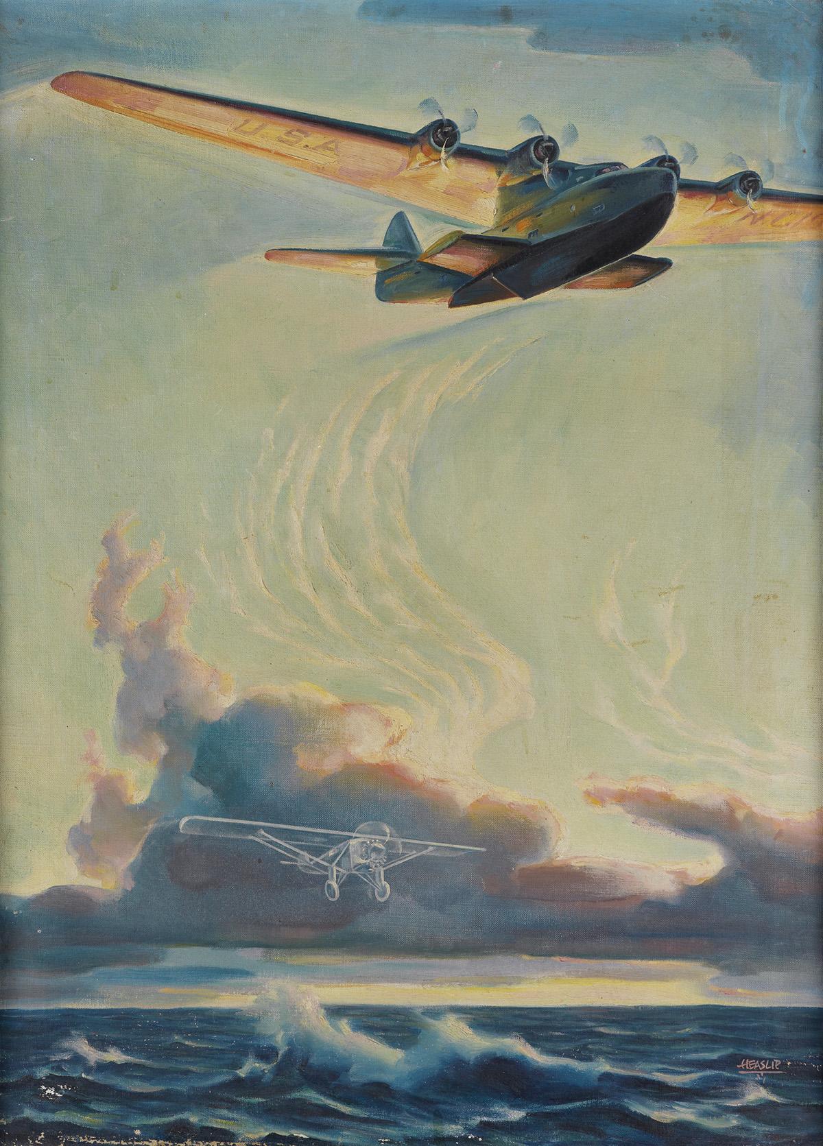 WILLIAM-HEASLIP-(AVIATION)-Airplane