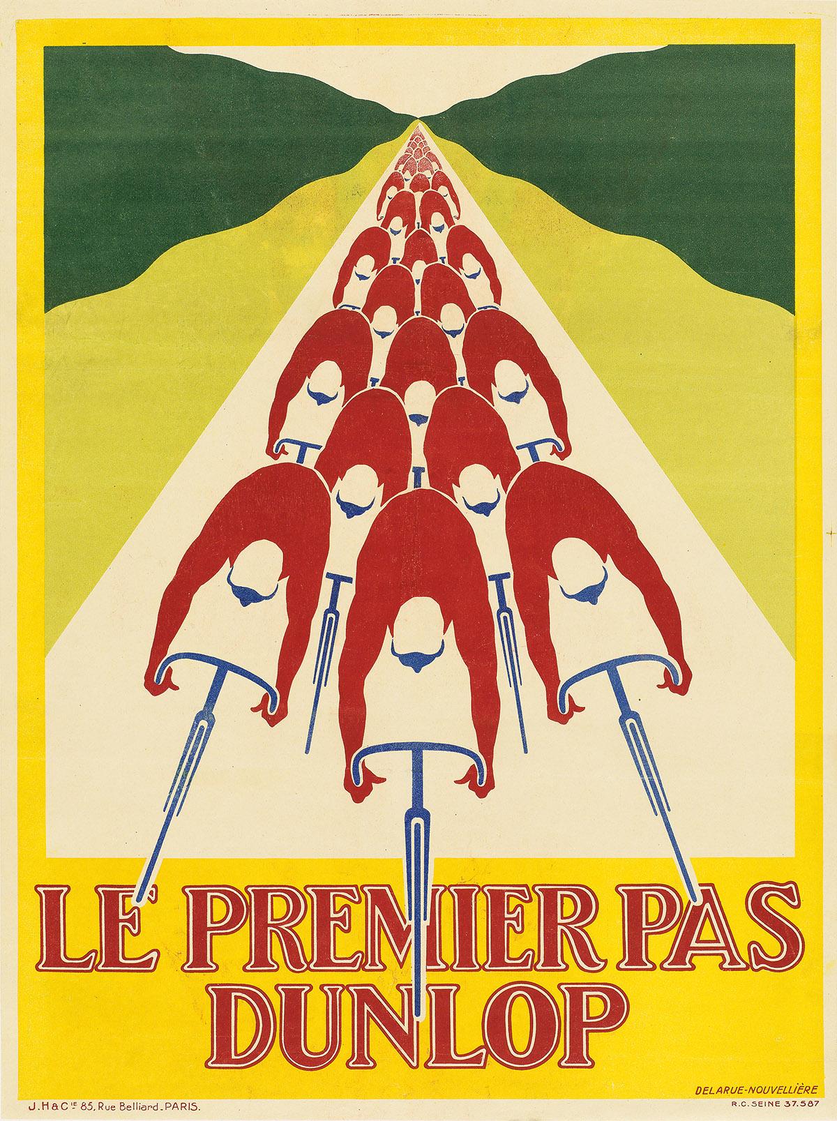 PIERRE-CHARLES-DELARUE-NOUVELLIÈRE-(1889-1973)-LE-PREMIER-PA