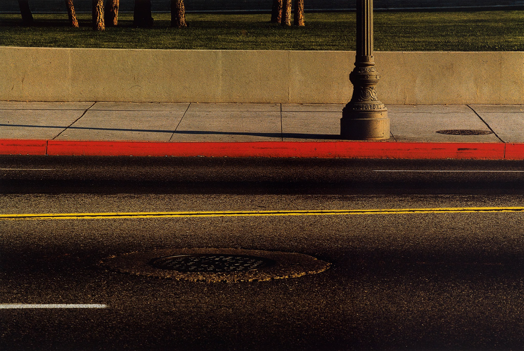 FRANCO FONTANA (1933- ) A group of 6 abstract photographs of pastoral and urban scenery.