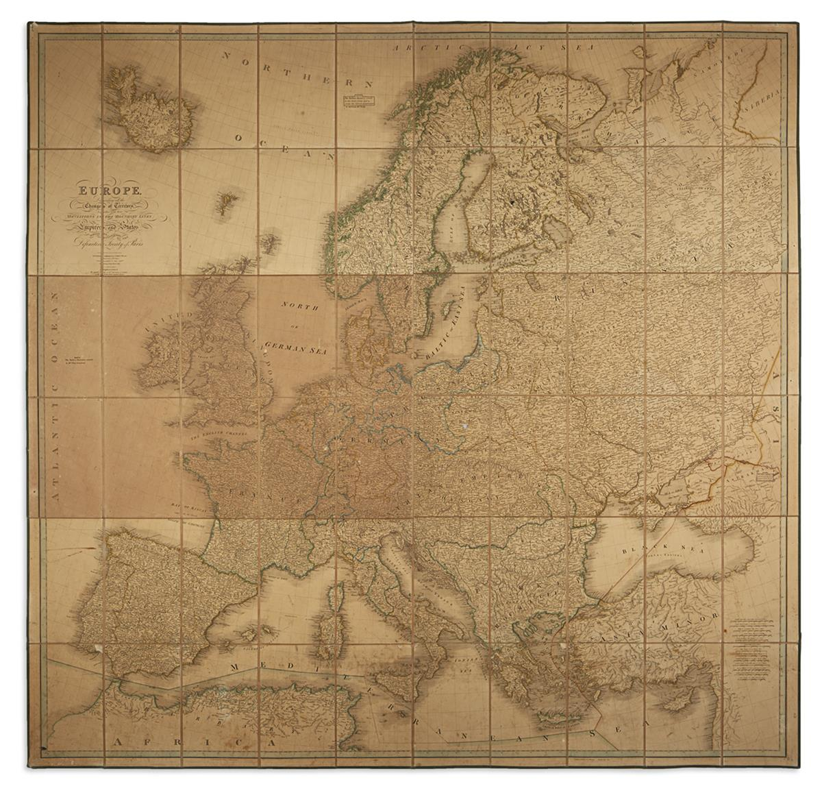 WYLD-JAMES-Europe-Describing-all-the-Changes-of-Territory-To