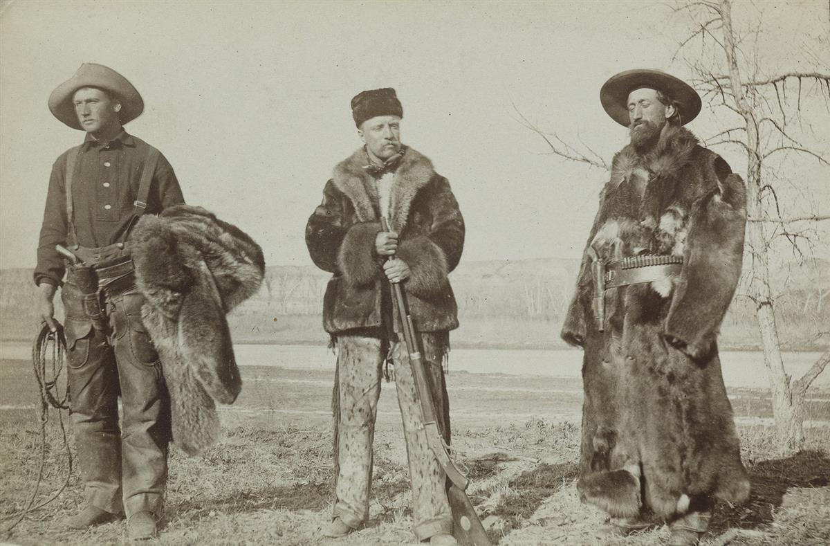 TRUMAN-WARD-INGERSOLL-(1862-1922)-Teddy-Roosevelt-William-Wi